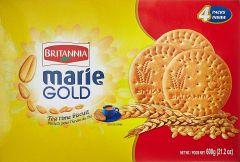 Britannia Marie Gold biscuit 600g (4*150gm)