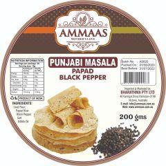Ammaas Punjabi Masala Papad 200g