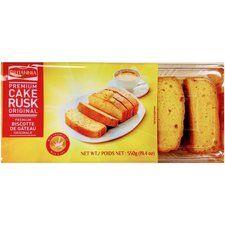 Britannia Cake Rusk 550g