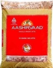 Aashirvaad Atta 10kg (Local Pack)