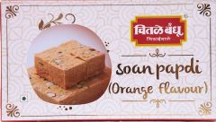 Chitale Orange Soanpapdi 200g