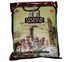 India Gate Classic Basmatic Rice 5kg