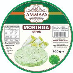 Ammaas Moringa Papad 200g