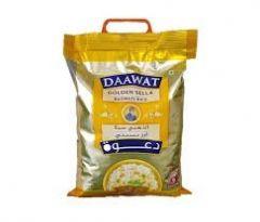 Daawat Golden Sella Basmati Rice 5kg