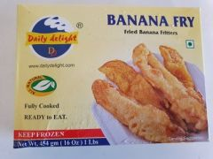 DD Banana Fry 454g