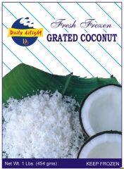 DD Grated Coconut 454g
