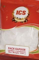 ICS Pach Kapoor (Edible Camphor) 200gm