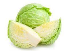 Fresh Cabbage Cut Piece (1/2)