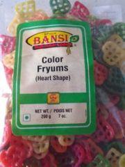 Bansi Fryms Heart 200g