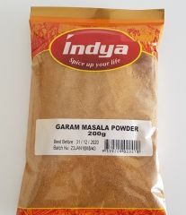 Garam Masala Powder Indya 200 g