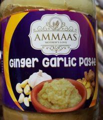 ammas ginger garlic paste1kg