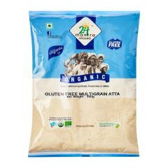 24 Mantra Organic Glutenfree Multigrain Atta 500g