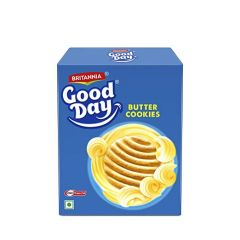 Britannia Good day Butter biscuits 250g(3 Pack) Best Before Apr 2021