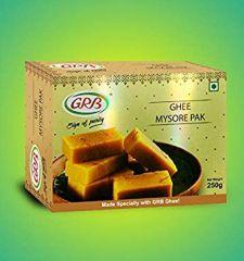 GRB Ghee Mysore Pak - Best before 28.01.21