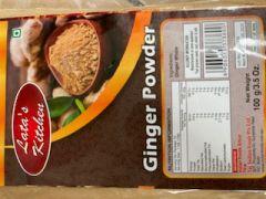 Lata's Kitchen Ginger Powder 100g