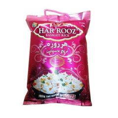 India gate Har Rooz Basmati rice 5kg