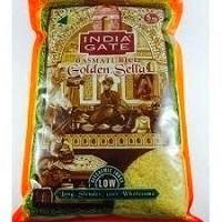 India Gate Golden Sella Brown Basmati Rice 20kg
