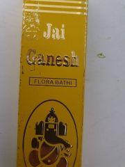 Jai Ganesh Flora Incense Sticks 20g