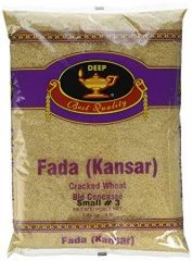 Deep cracked wheat rava fada(kansar)907g