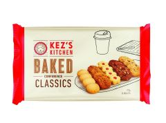 Kez'S Kitchen Baked Classic Cookies 272g