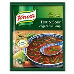 Knorr Hot&Sour Veg Soup -43gm