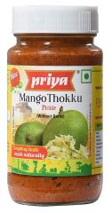 Priya Mango Thokku Wo Garlic 1kg