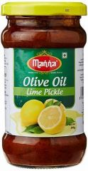 Manna Lime Pickle 300g