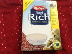 Manna Ragi Rich / Infant Powder 200g