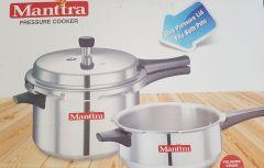 Prestige Manttra Combi Pressure cooker 5.5l