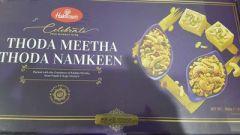 Haldiram's thoda meetha thoda namkeen 900g