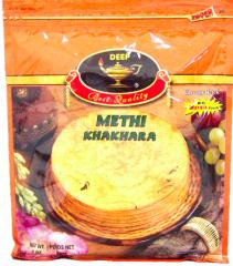 Deep Kha Methi Khakhra 200g