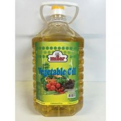 Miller Vegetable Oil 2lt