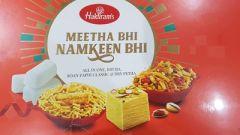 Haldiram's Meetha Bhi Namkeen Bhi 1.04kg