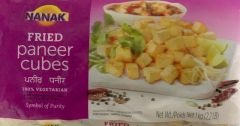 Nanak Fried Paneer Cubes 1kg