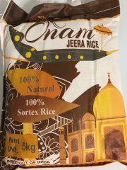 Onam Jeera(Seeragasala) Rice 5kg