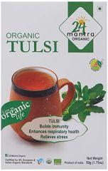 24 Mantra Orgainc Tulsi Tea 50g