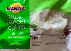 Nanak asali malai paneer cubes 400g