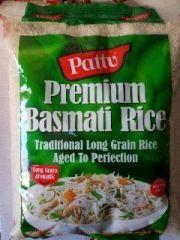 Pattu Premium Basmati Rice 20Kg (5kg*4)