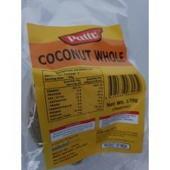 Pattu Dry Coconut whole