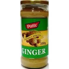 Pattu Ginger Pst 350g