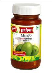Priya Mango (Avakaya) Pickle 300g