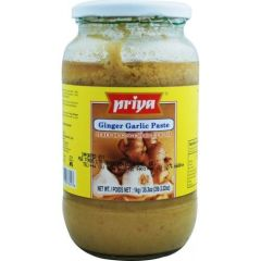 Priya Ginger Garlic Paste 1kg