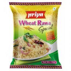 Priya Cracked Wheat Rava 1kg
