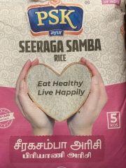 PSK Ayur Seeraga (Jeerakasala) Samba Rice 5kg