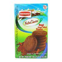 Nutrichoice Ragi Biscuits 150g