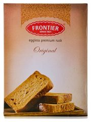 Frontier Rusk 400g(Eggless)