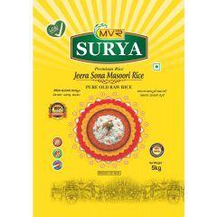 Surya Premium Jeera Sona Masoori Rice 5kg