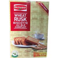 Britannia Wheat Rusk 610g